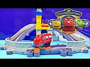 Chuggington Trains Action Playset Featuring StackTrack Includes Repair Wilson ★ Train Toys Video