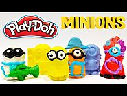 Play Doh Minions Makin' Mayhem Set Despicable Me Toys ★ Juguetes de Los Minions Playdough Videos