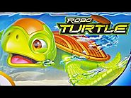 Robo Turtle Playset From Zuru With Peppa Pig Toys ★ Robo Tortuga Juguete Video