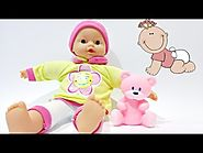 Baby Doll Crying Video How To Play With Baby ★ Bebé Muñeca llorando Para Niños ★ For Kids Worldwide