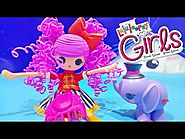 Lalaloopsy Girls Peanut Big Top Doll Toy Videos ★ Cute Lalaloopsy Girl Doll For Girls Worldwide