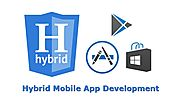Why iOS App Development Company Finds Hybrid App Development So Interesting?