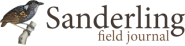 Sanderling Field Journal