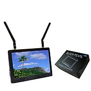 Black Pearl FPV Monitor (with Custom antennas, not in photo) - £200