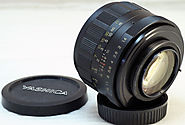 Yashinon-DS 50mm f1.4 Prime Lens M42 Screw Mount - £20
