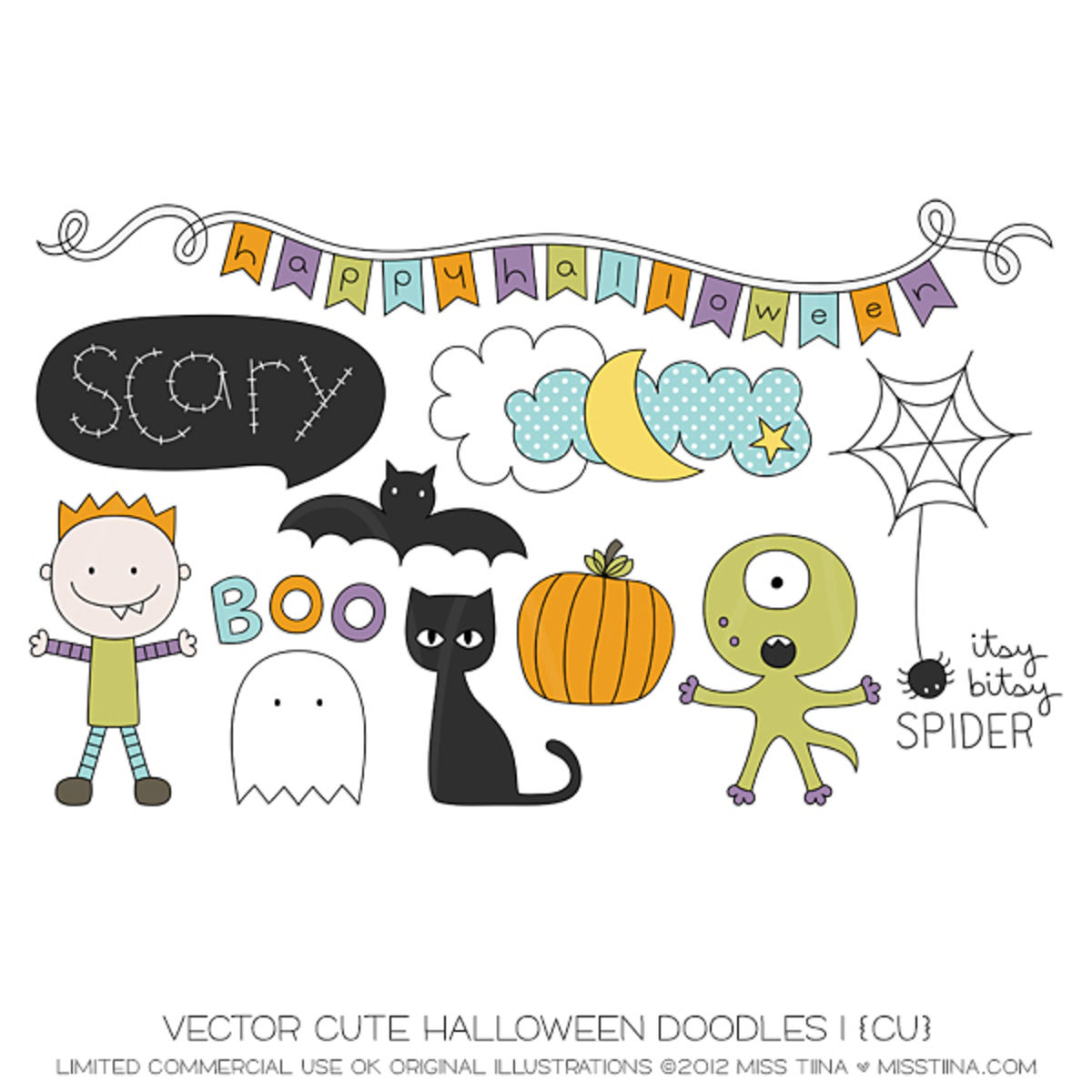 Headline for Cute not Creepy: 10 Adorable Halloween DIY Crafts.