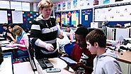 Blended Learning: Working With One iPad
