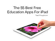 A list of good educational apps for the Ipad.