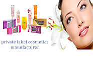 How to choose the best private label cosmetic manufacturer