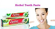 Natural Herbal Tooth Paste Treats Cavities Manufacturers' Claim