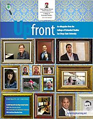 SDSU College of Extended Studies puts out a great eMagazine with student success stories and intriguing instructor pr...