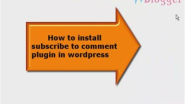 "WordPress › Subscribe To Comments Reloaded "" WordPress Plugins"