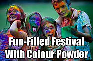 Gear Up for a Safe and Fun-Filled Festival With Colour Powder