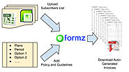 E-Formz : Online Excise Invoicing with E-Formz