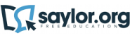 Saylor.org - Free Online Courses Built by Professors