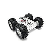 4WD WIFI Cross-country Off-road Robot Smart Car Kit For Arduino Raspberry Pi