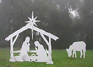 Life Size Outdoor Christmas Nativity Set by MyNativity (3 sizes available)
