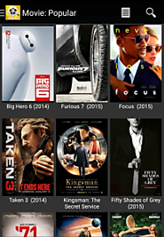Movie HD APK Android