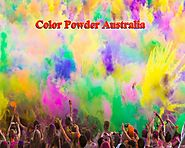 Color Run Powder for sale | Color Run - Color Powder Australia