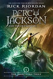 The Lightning Thief (Percy Jackson and the Olympians, Book 1)