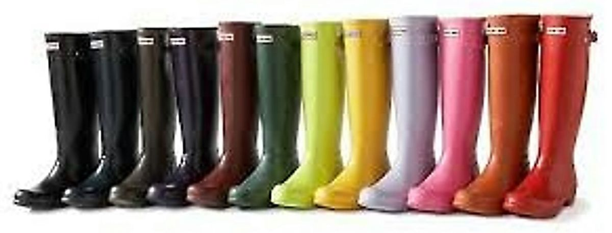 Headline for Decorated Womens Wellies for Rain or Garden