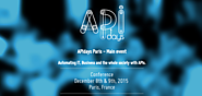 APIdays | 8-9.12.2015 | Paris