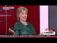 "[10/24/15] Hillary on VA - ""Scandals are not widespread"""