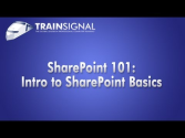 Introduction to SharePoint Basics