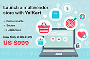 Multi Vendor Ecommerce System, Software, Script, Solutions -YoKart