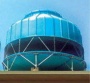 Why Industries Use Rectangular Cooling Towers For Establishment?