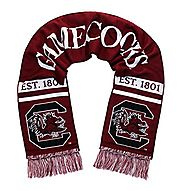 South Carolina Gamecocks Scarf - University of South Carolina Woven
