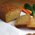 Carrot Zucchini Bread | Alida's Kitchen
