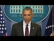 [10/1/15] Obama Addresses the Nation on Umpqua Tragedy: Gun Control, Gun Control, Gun Control