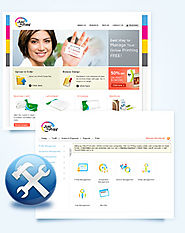 Web To Print, Web2Print Storefront, W2P Software Solutions For Printing Industry
