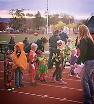 Grand Junction Parks and Recreation had a fun new Halloween-themed event