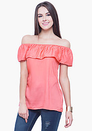 Buy Tops Online in India From Faballey