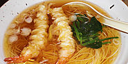 JAPANESE SHRIMP SOUP