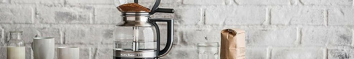 Headline for Kitchenaid Siphon Coffee Brewer