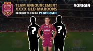 Queensland make two changes