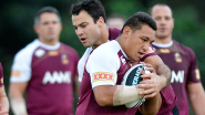 Maroons look to fresh faces
