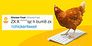 A Restaurant In Australia Has A Chicken Live Tweeting As Its Spokesperson