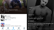 Twitter's First 'Promoted Moment' Will Be This Ad for the Movie 'Creed'