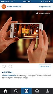 FanDuel, Games Dominate Early Instagram Advertising