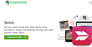 Evernote y Skitch