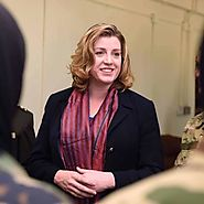 Penny Mordaunt MP (@PennyMordauntMP) | Twitter