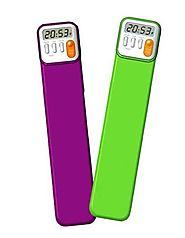 Mark My Time Book Mark and Digital Timer (2 pack)