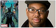 What is the significance of Ta-Nehisi Coastes authoring a new Black Panther (Marvel) series?