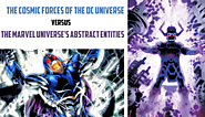 Who would win in an all-out brawl: the Marvel Universe or the DC Universe?