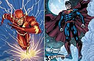 The World According to Superheroes | Who would win in a fight between Superman and the Flash?