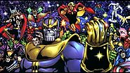 The World According to Superheroes | How does the Infinity Gauntlet work? - Quora